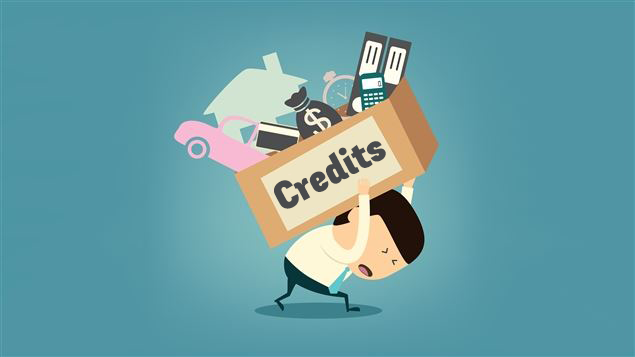 accumulation de crédits, comment s'en sortir ?